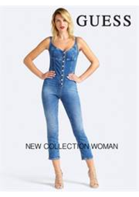 Prospectus Guess Aulnay-sous-Bois : New Collection Woman