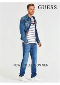 Prospectus Guess Thiais : New Collection Men