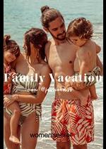 Promos et remises  : Family Vacation