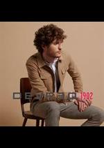 Prospectus Devred 1902 : Vêtements Homme