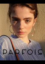 Prospectus PARFOIS : Collection Femme