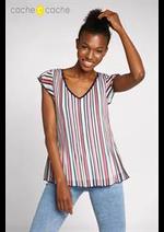 Prospectus Cache Cache : Chemises Femme