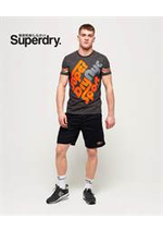 Catalogues et collections Superdry : Soldes  Homme