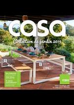 Prospectus Casa : Collection de jardin 2019-CHFR