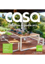 Prospectus Casa : Collection de jardin 2019-CHFR