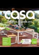 Prospectus Casa : Collection de jardin 2019-LX