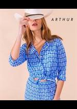 Prospectus Arthur : Nouvelle Collection