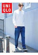 Catalogues et collections Uniqlo : Lookbook Men