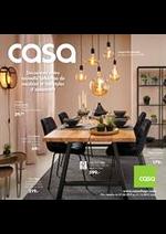Prospectus Casa : Découvrez notre nouvelle collection de meubles et nos styles d'automne ! -LX