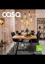 Prospectus Casa : Découvrez notre nouvelle collection de meubles et nos styles d'automne !
