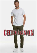 Prospectus Chevignon : Pantalons Homme