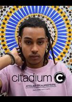 Catalogues et collections Citadium : Collection Homme
