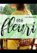Catalogues et collections La Halle : Chemise Femme