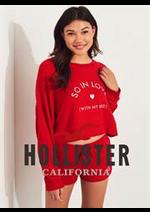 Prospectus Hollister : Pyjamas Femme