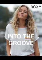 Prospectus Roxy : Into the groove