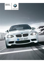 Prospectus BMW : BMW M3