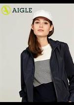 Prospectus Aigle : Vestes Femme