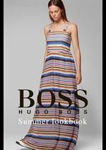 Prospectus Hugo Boss : Summer Lookbook