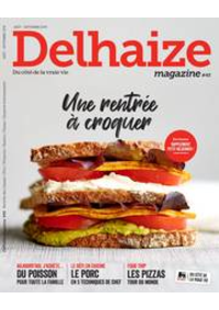 Prospectus Proxy Delhaize Ypres : Delhaize Magazine: