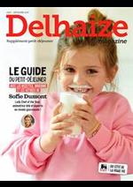Journaux et magazines Shop'n Go : Delhaize Magazine