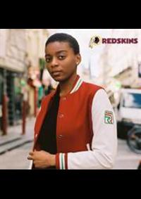 Prospectus Redskins WATTRELOS : Collection Tendances