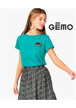 Prospectus Gemo : Collection Tops & T-Shirts