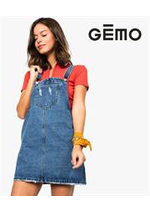 Prospectus Gemo : Collection Robes