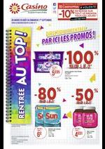 Prospectus  : Catalogue Casino Supermarchés
