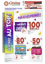 Prospectus  : Catalogue Casino Supermarchés