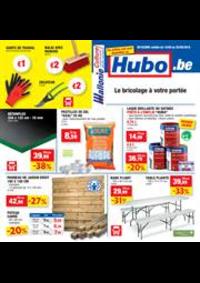 Prospectus Hubo Floreffe : Depliant Hubo