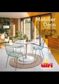 Prospectus Gifi GOUSSAINVILLE : Mobilier Déco 2019/2020