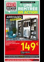 Prospectus Brico Dépôt : UNE RENTREE EN ACTION !