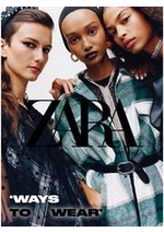 Catalogues et collections ZARA : Ways to Wear