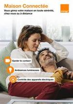 Guides et conseils Orange : Maison Connectée