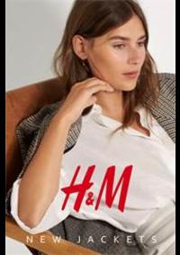 Catalogues et collections H&M Arcueil : New Jackets