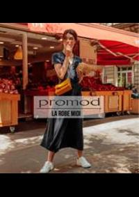 Prospectus Promod Melun Cesson : La Robe Midi