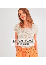 Prospectus Promod : Belles Blouses
