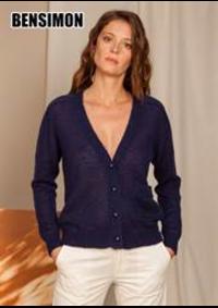 Prospectus Bensimon Paris : Pulls & Sweats Femme