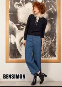 Prospectus Bensimon Boulogne : Pantalons Femme
