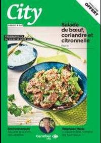 Journaux et magazines Carrefour city PARIS 9 rue Buffault : City Hebdo S34
