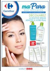 Promos et remises Carrefour CHARENTON LE PONT : Le meilleur de la Parapharmacie
