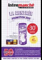 Bons Plans Intermarché Super : LA RENTREE PROMOTION 2019