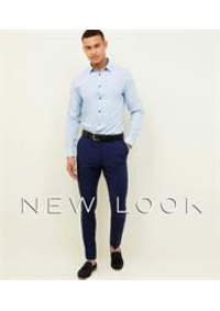 Catalogues et collections New Look Bruxelles Galerie Anspach : New Men's Collection