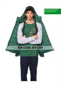 Prospectus United Colors Of Benetton Bern : New Season, New Start / Men
