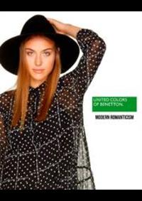 Prospectus United Colors Of Benetton Bern : Modern Romanticism