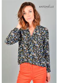 Prospectus Antonelle MULHOUSE : Collection Chemises & Tops