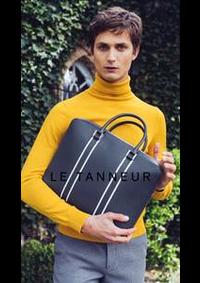 Prospectus Le Tanneur AUBERVILLIERS : Collection Homme