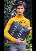 Prospectus Le Tanneur : Collection Homme