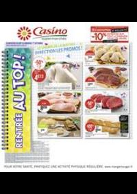 Prospectus Supermarchés Casino PARIS 27- 31 rue de Bagnolet : Catalogue Casino Supermarchés