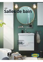 Prospectus IKEA : Brochure bathroom
